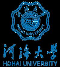 Hohai University (HHU) Logo