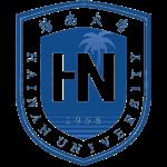Hainan University (HU) Logo
