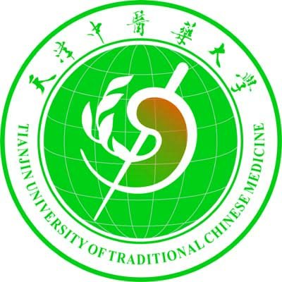 Tianjin University of Traditional Chinese Medicine (TUTCM) Logo