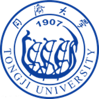Tongji University (TJU) Logo
