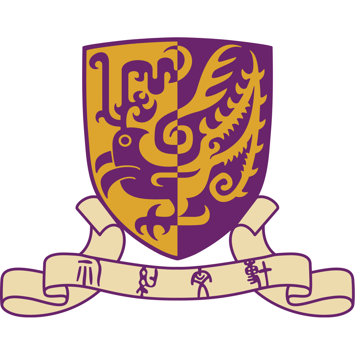 Chinese University of Hong Kong (CUHK) Logo