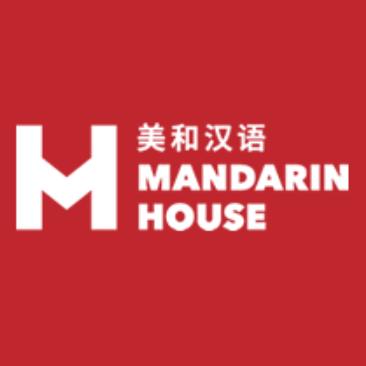Mandarin House (MH) Logo